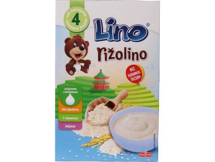 Podravka Lino Rižolino 150 g