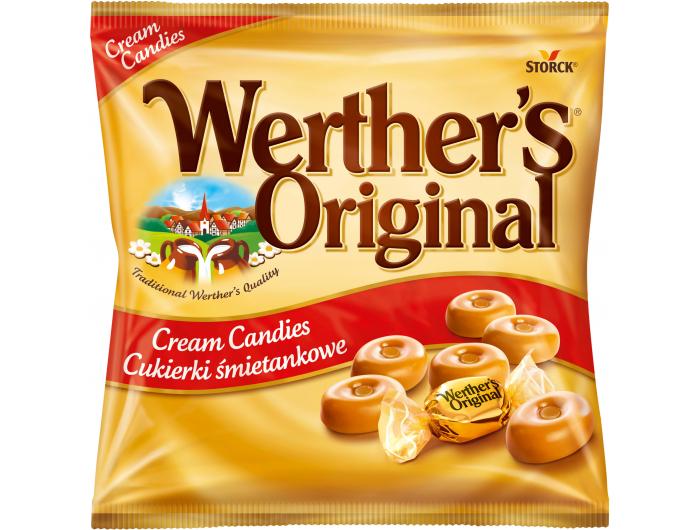 Werther's Original Bomboni tvrdi 90 g