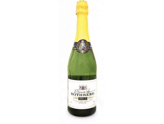 Pjenušavo vino Baron de Rothberg 0,75 L