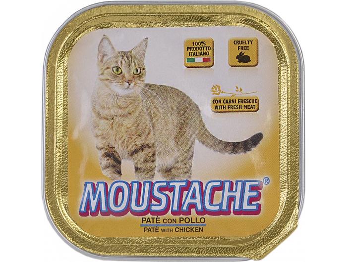 Moustache hrana za mačke piletina100 g