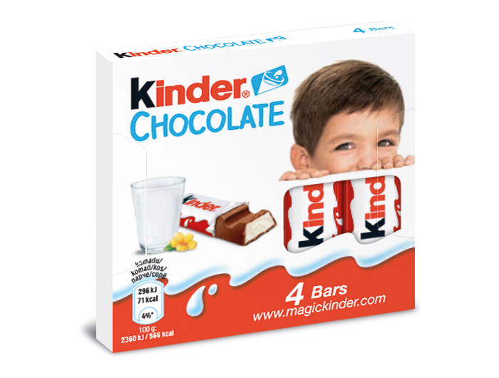 Ferrero Kinder čokolada 50 g