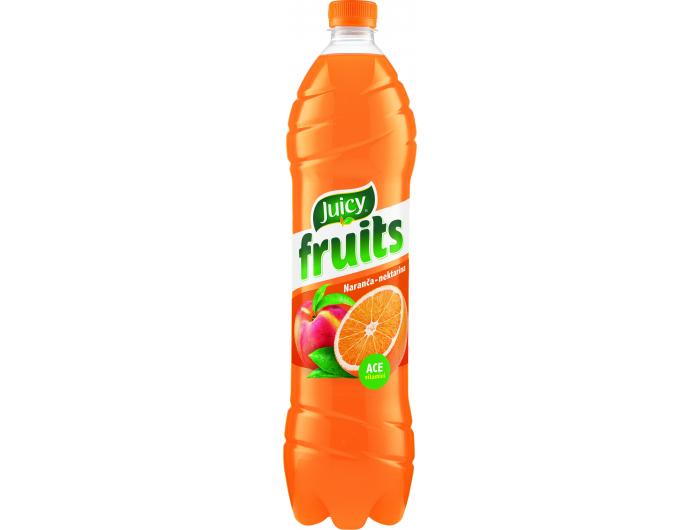Juicy Fruits negazirano piće naranča-nektarina 1,5 L