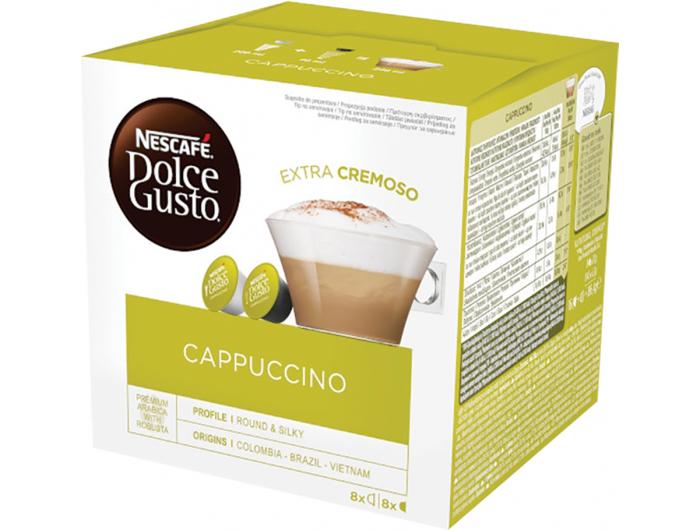 Nescafe Dolce Gusto Cappuccino kapsule 8 kom