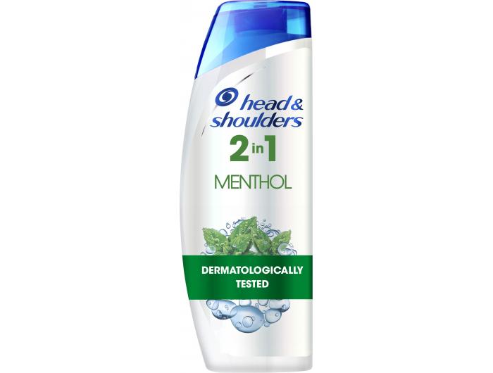 Head & Shoulders šampon za kosu Menthol 225 ml