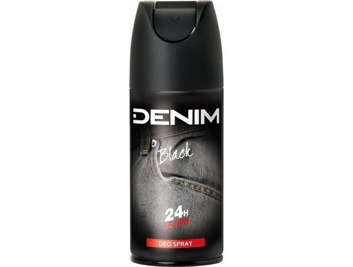 Denim dezodorans Black 150 ml