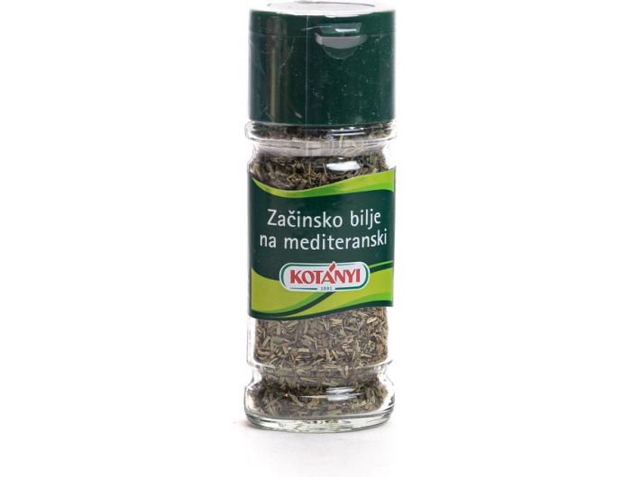 Kotanyi mediteranski začini 25 g