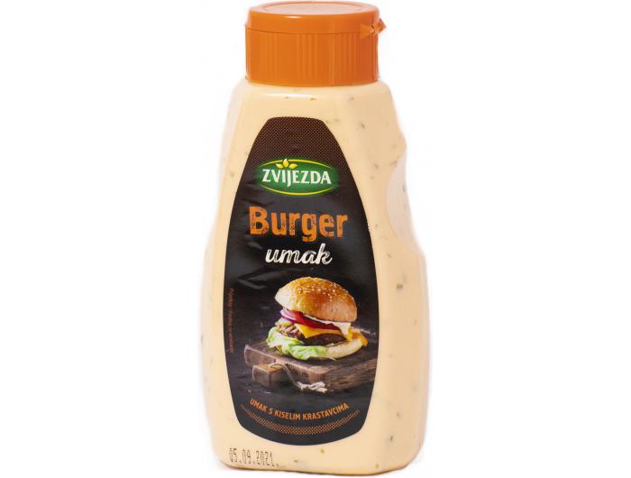Zvijezda Burger umak 460 g
