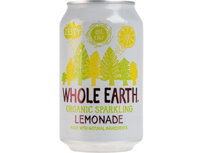 Whole Earth BIO gazirani sok od limuna330 ml