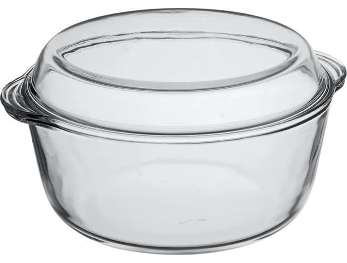 Vatrostalna zdjela s poklopcem 1 kom