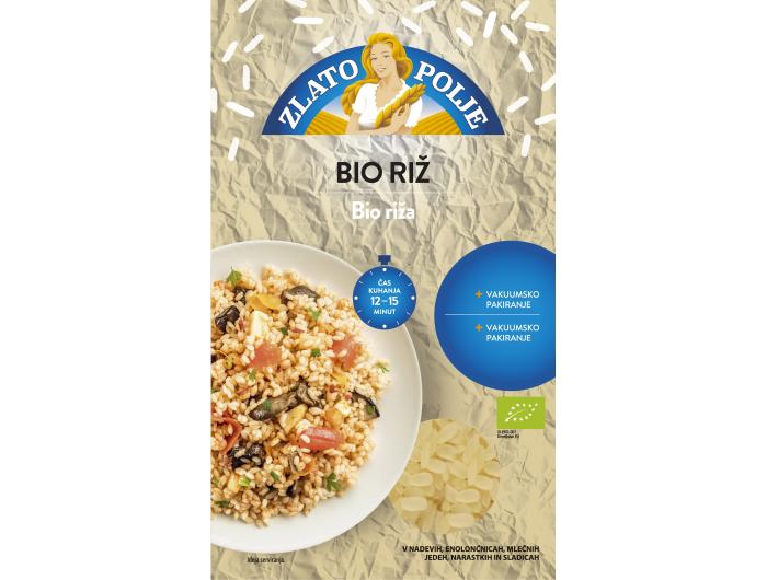 Zlato polje BIO riža 800 g