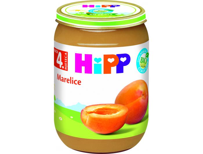 Hipp dječja hrana marelica 190 g