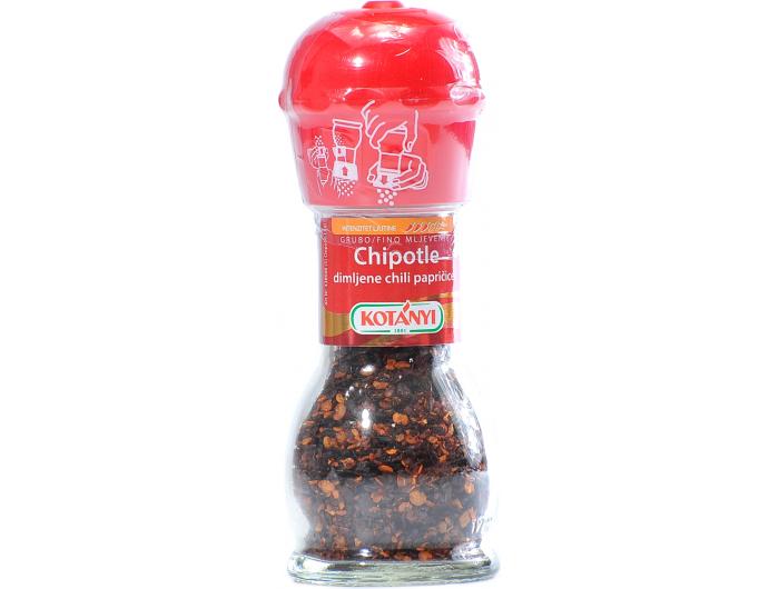 Kotanyi dimljene chili papričice 36 g
