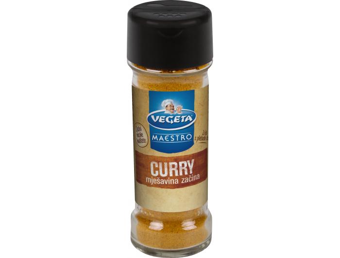 Vegeta maestro curry 40 g