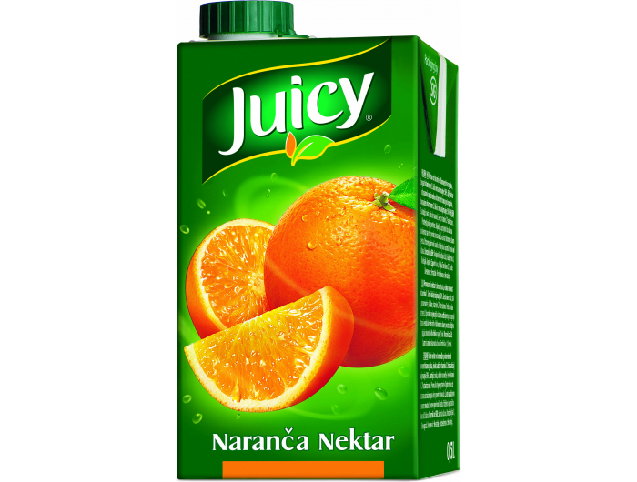 Juicy naranča nektar 0,5 L