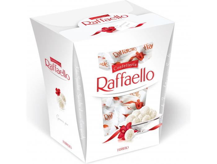Ferrero Raffaello vafel desert s kokosom i cijelim bademom 230 g