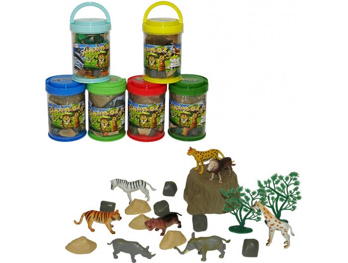 Set igračaka za djecu životinje