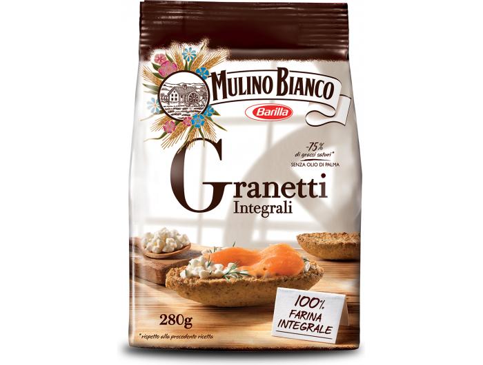 Mulino Bianco Granetti Dvopek 280 g
