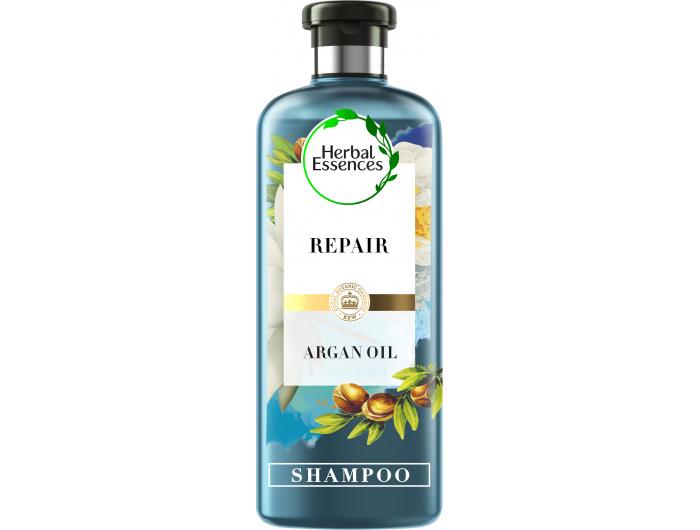 Herbal Essences Real Botanicals šampon s arganovim uljem 400 ml