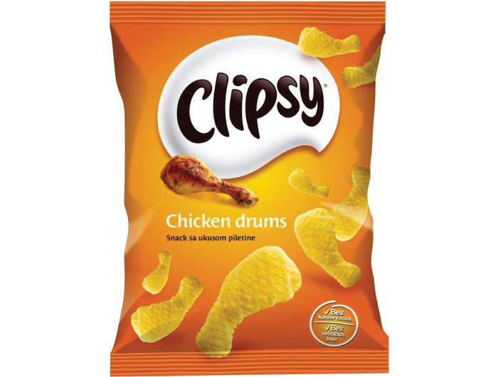 Clipsy Max Flips piletina 33 g