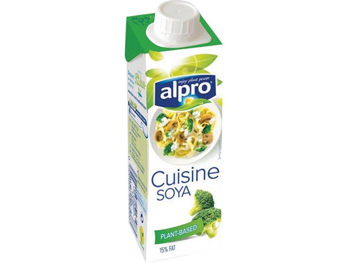 Alpro sojino vrhnje za kuhanje 250 ml
