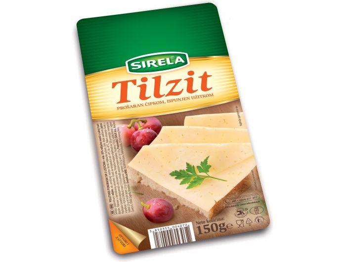 Sirela Tilzit sir 150 g