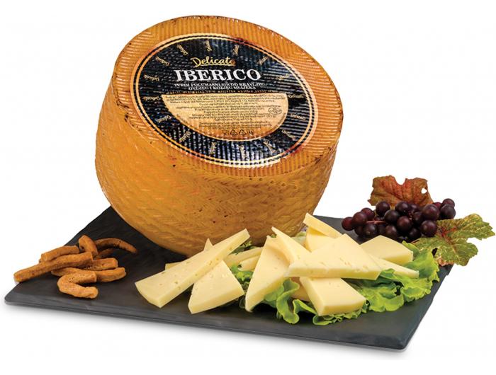 Delicato sir Iberico 1 kg