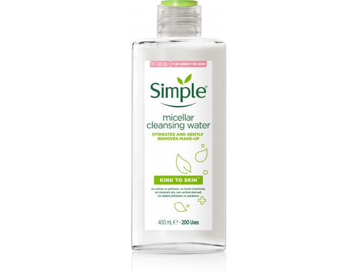 Simple micelarna voda 400 ml