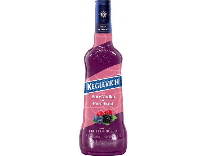 Keglevich Vodka šumsko voće 0,7 L