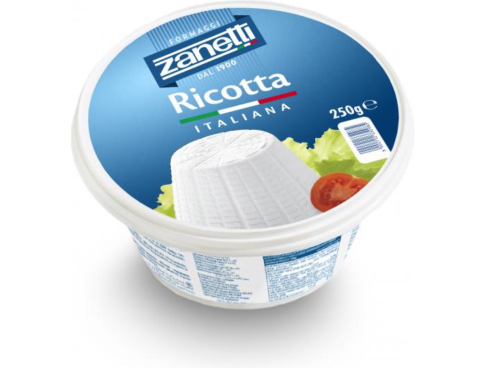 Zanetti Ricotta sir 250 g