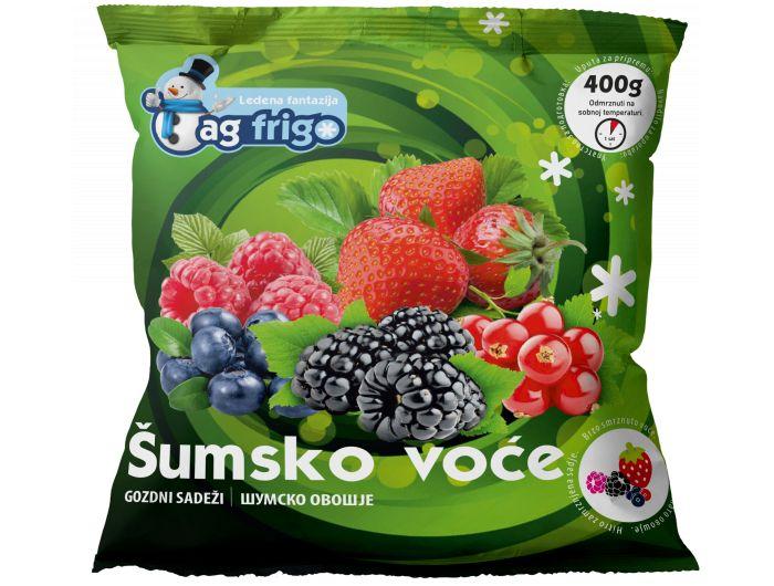 Ag Frigo šumsko voće 400 g