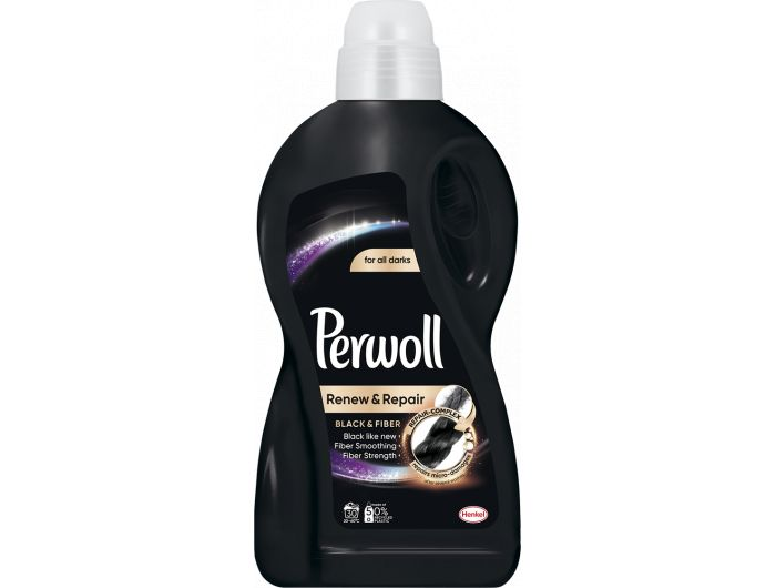 Perwoll deterdžent za rublje Black Advanced effect 1,8 L,