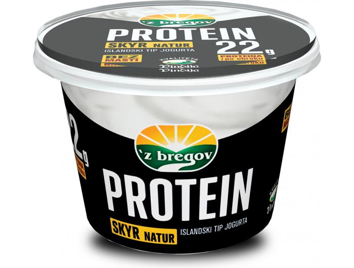 Vindija 'z bregov  Protein Skyr  Islandski tip jogurta 200 g