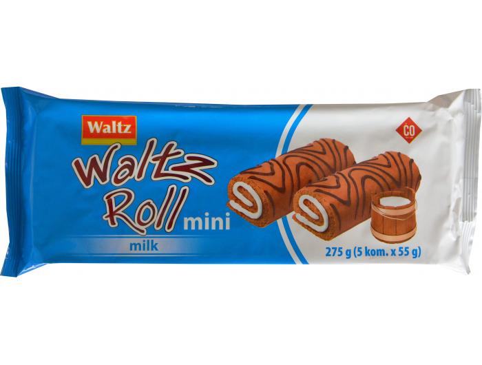 Waltz Biskvitni kolač s mlijekom 5x55 g