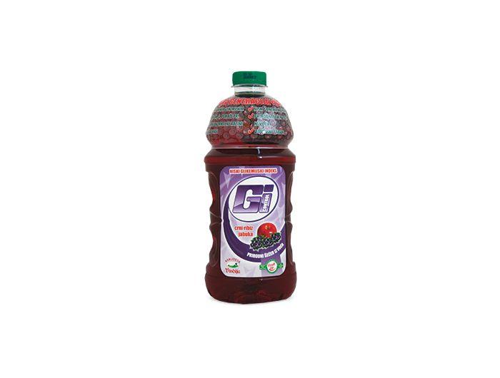 Vindija Gi Control Negazirano piće crni ribizl i jabuka 1,75 L