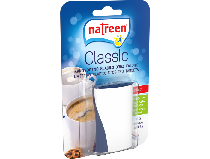 Natreen classic zaslađivač 1 pak 100 kom