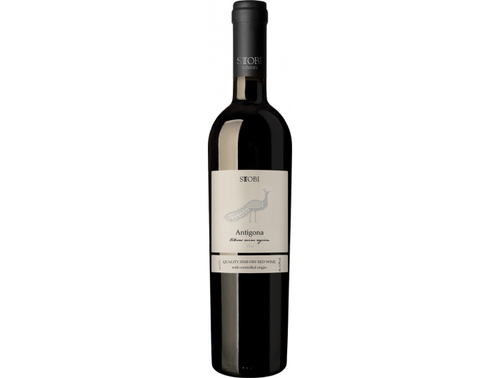Stobi Antigona vino crno 0,75 L