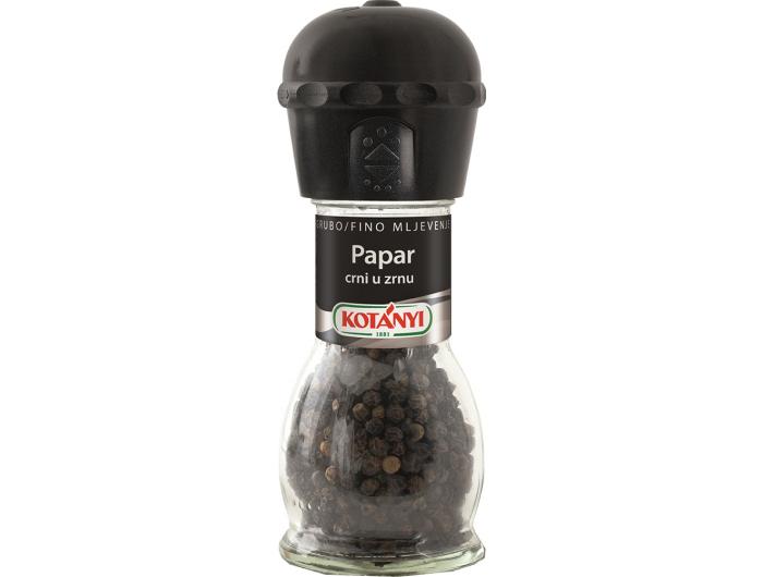 Kotanyi Crni papar u zrnu 36 g
