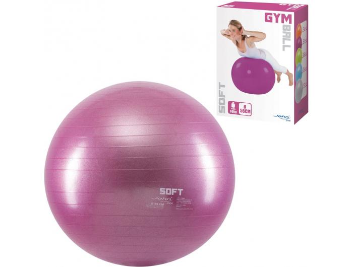 Gym Lopta soft 55 cm