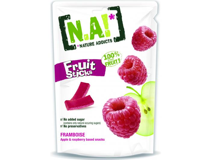 Nature Addicts voćni prutići jabuka i malina 35 g