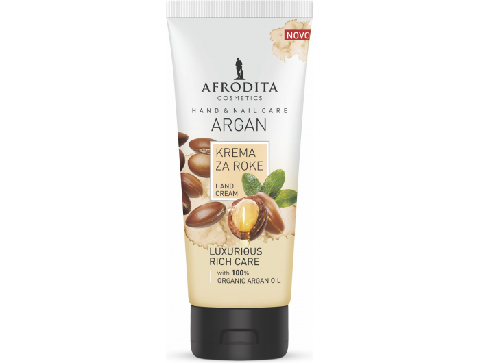 Afrodita krema za ruke Argan 100 ml