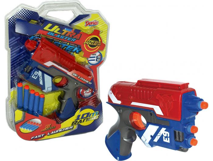 Dječja igračka pištolj ispaljivač strelica