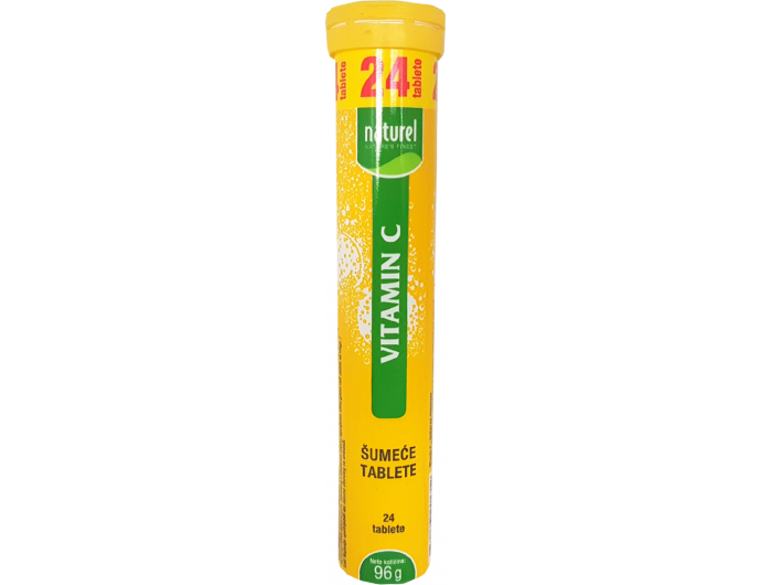 Naturel vitamin C šumeće tablete 96 g