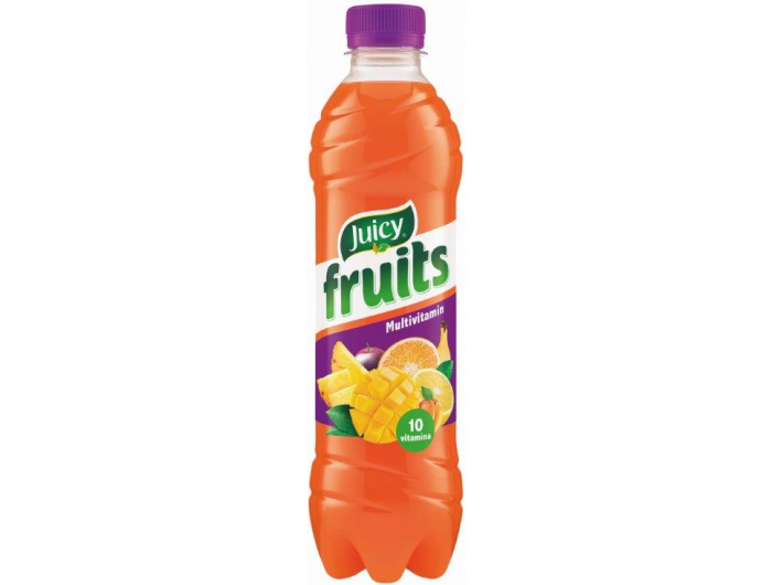 Juicy Fruits multivitamin 0,5 L