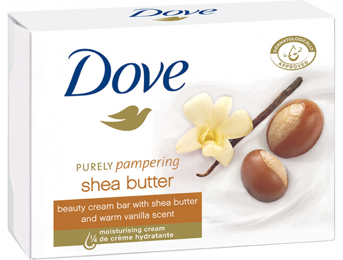 Dove kruti sapun  Purely pampering shea maslac 100 g