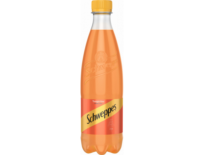 Schweppes Tangerine 500 ml