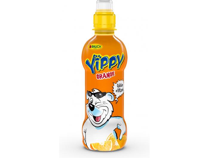 Yippy Negazirano piće naranča  0,33 L