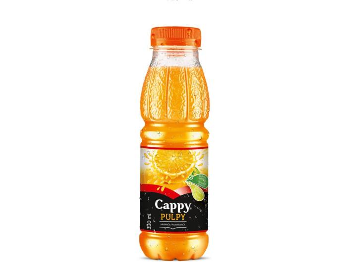 Cappy Pulpy Naranča 330 ml