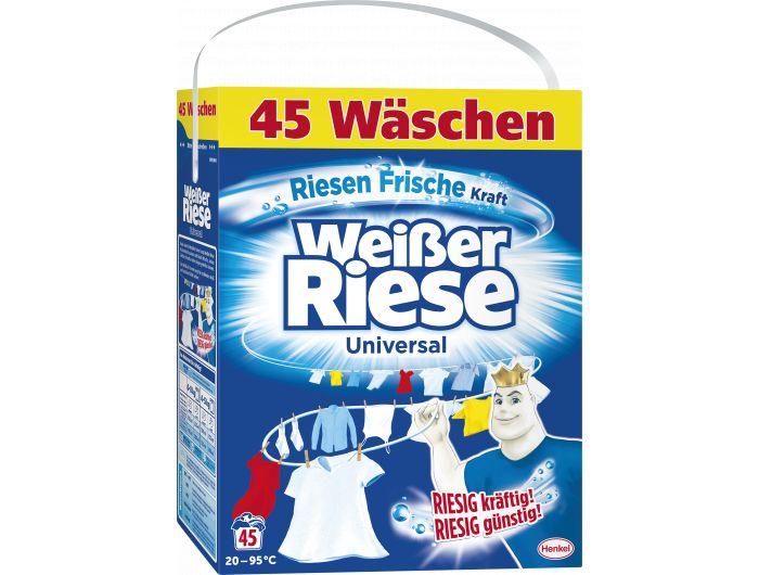 Weisser Riese Deterdžent za rublje universal 2,93 kg