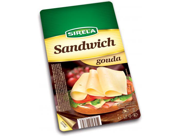 Dukat Sirela Gouda sir sandwich 120 g