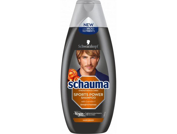 Schwarzkopf Schauma šampon za kosu za muškarce 400 ml